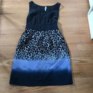 XS 100% silk Maeve dress